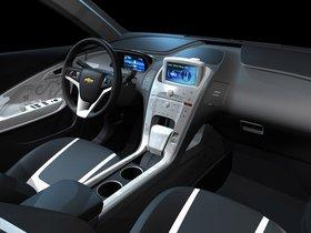 Ver foto 4 de Chevrolet Volt MPV5 Concept 2010