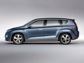 Ver foto 3 de Chevrolet Volt MPV5 Concept 2010