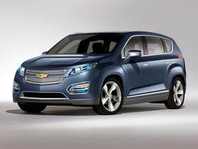 Ver foto 1 de Chevrolet Volt MPV5 Concept 2010