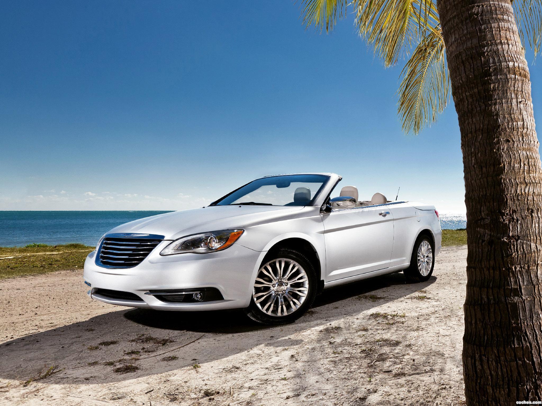 Foto 13 de Chrysler 200 Convertible 2011