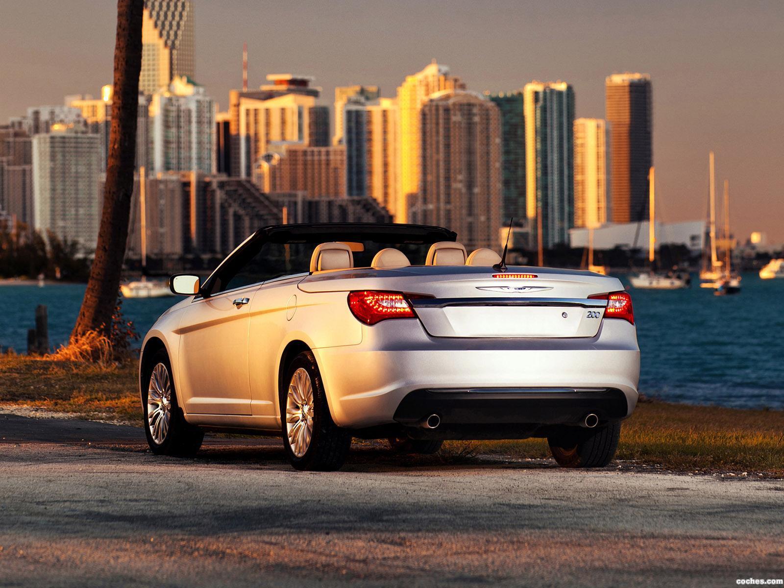 Foto 6 de Chrysler 200 Convertible 2011