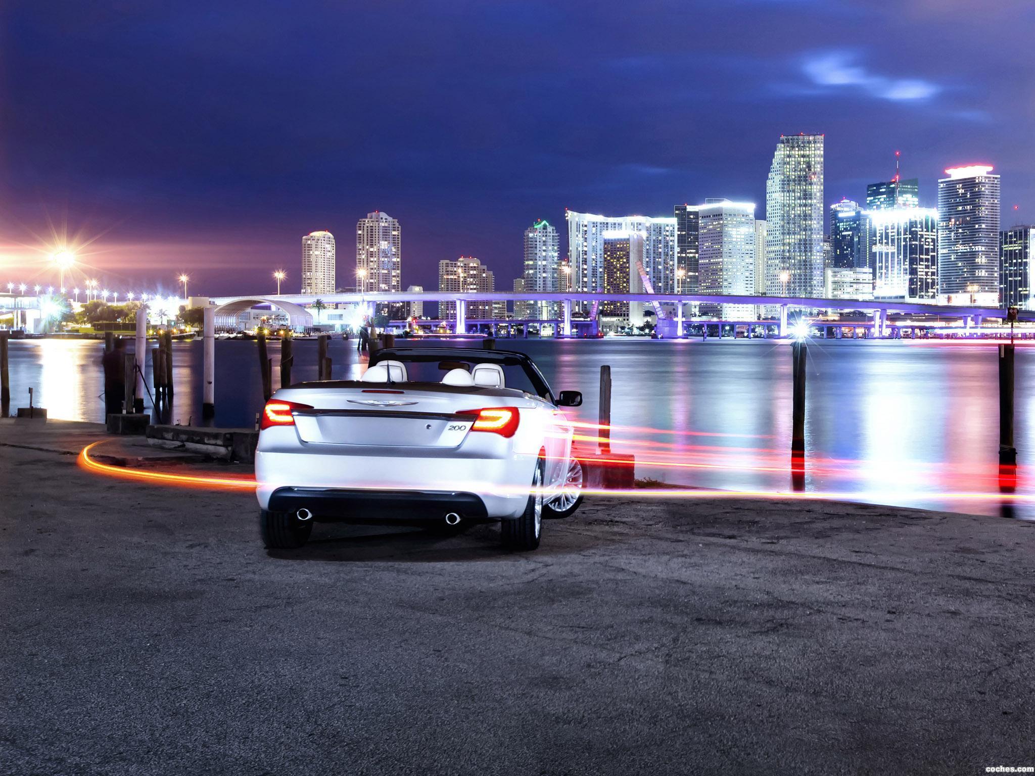 Foto 3 de Chrysler 200 Convertible 2011