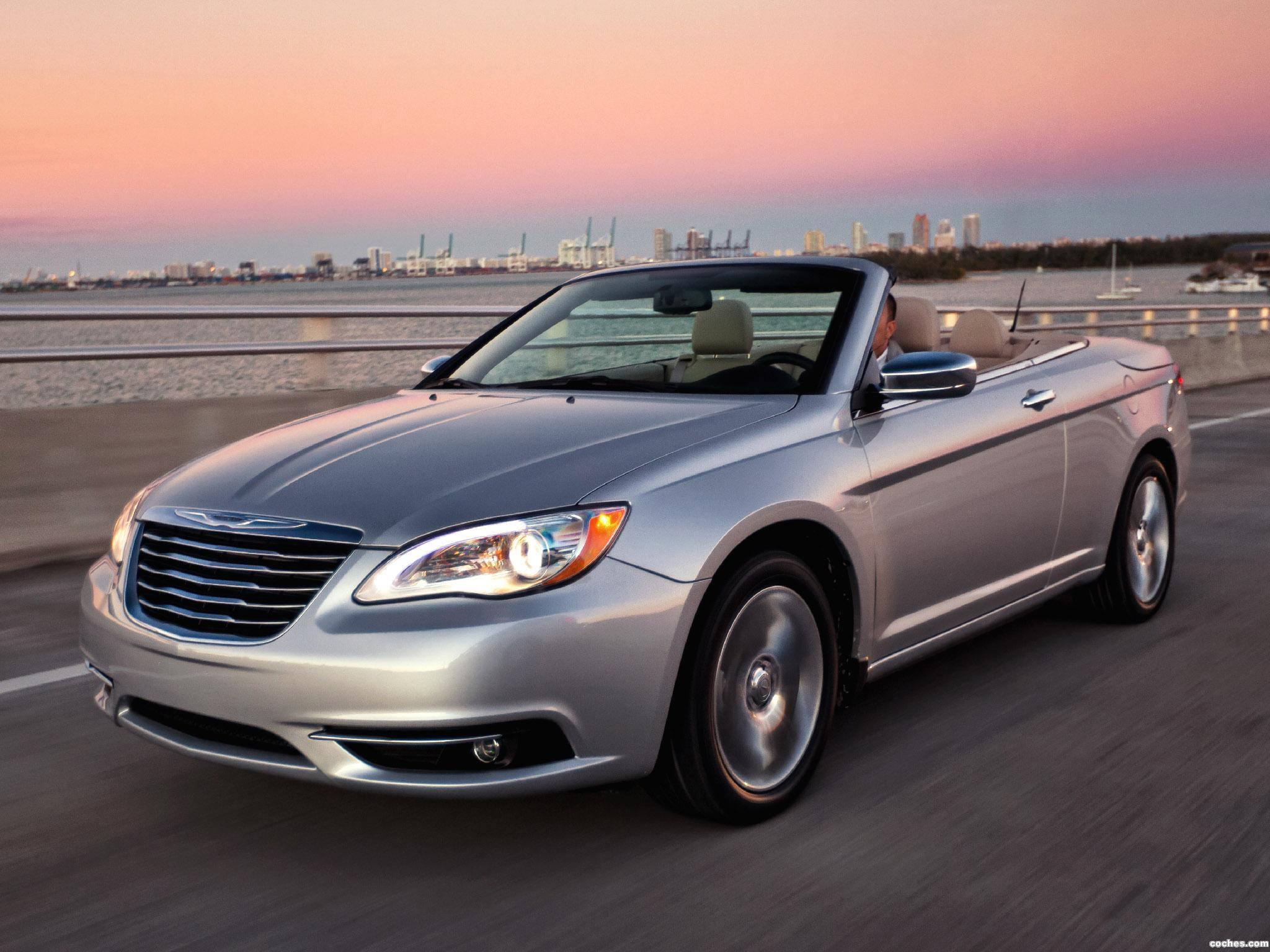 Foto 0 de Chrysler 200 Convertible 2011