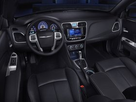 Ver foto 22 de Chrysler 200 Convertible 2011