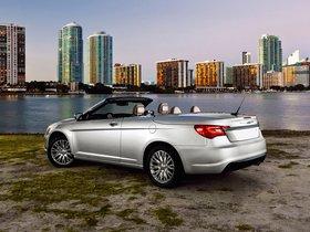 Ver foto 2 de Chrysler 200 Convertible 2011