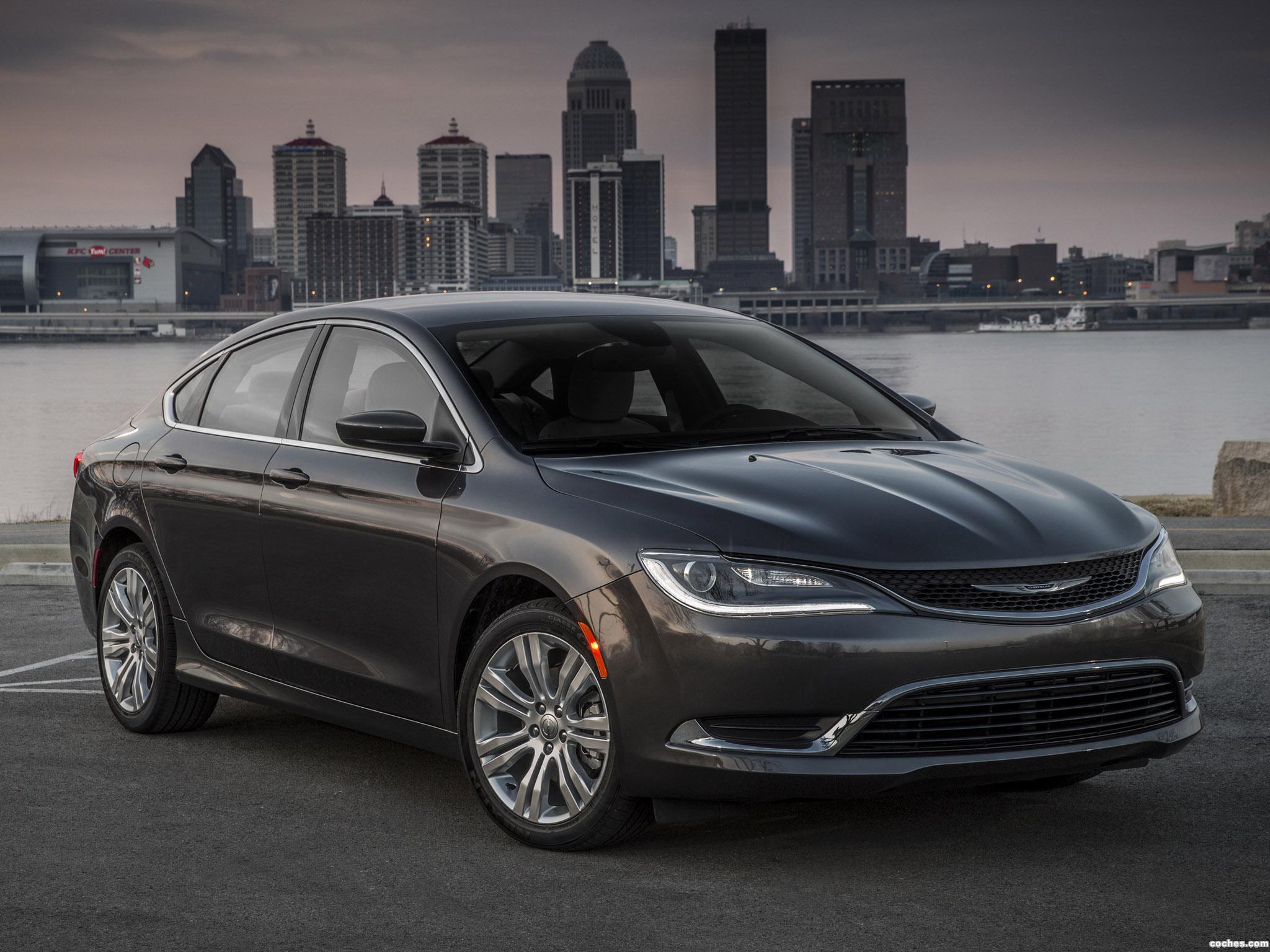 Foto 0 de Chrysler 200 Limited  2014