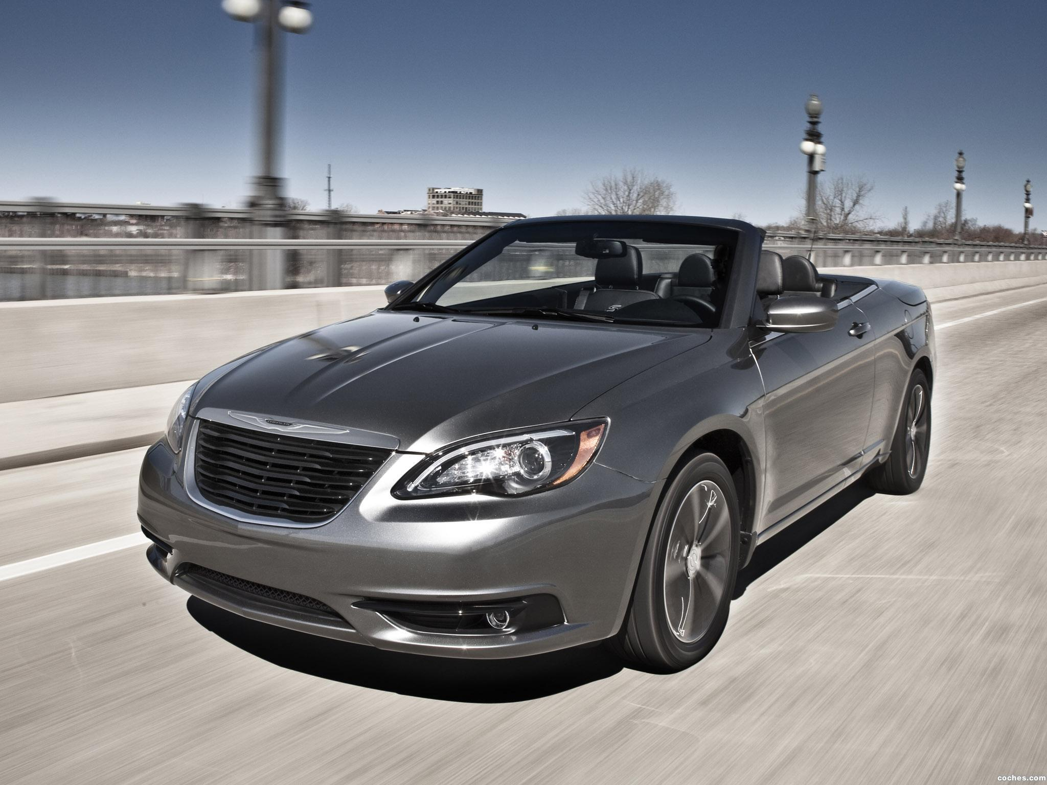 Foto 0 de Chrysler 200 S Convertible 2011
