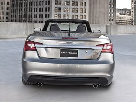 Ver foto 2 de Chrysler 200 S Convertible 2011