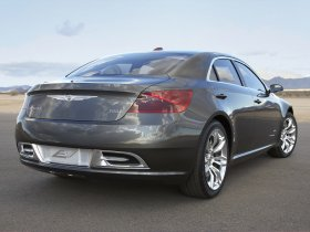 Ver foto 4 de Chrysler 200C EV Concept 2009