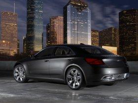 Ver foto 3 de Chrysler 200C EV Concept 2009