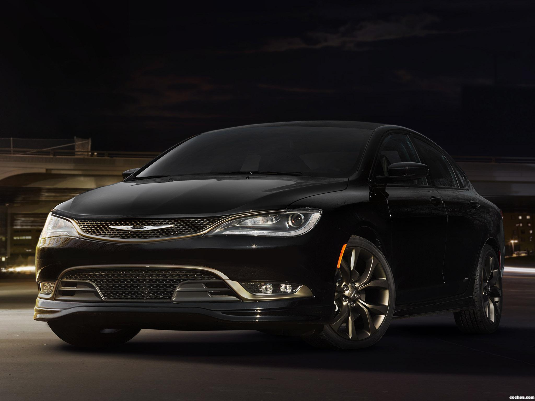 Foto 0 de Chrysler 200S Alloy Edition  2016