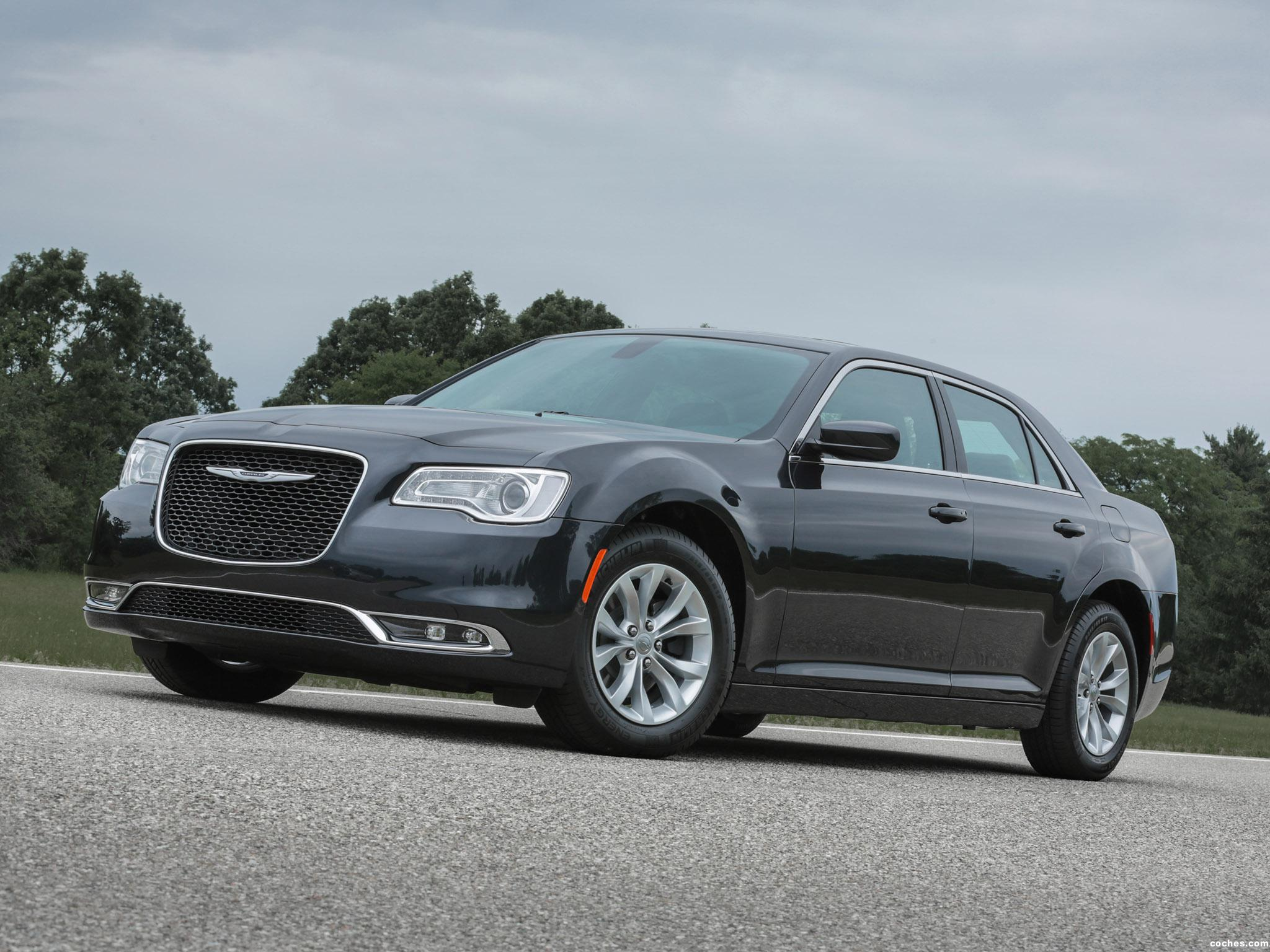 Foto 0 de Chrysler 300 90th Anniversary Edition 2015