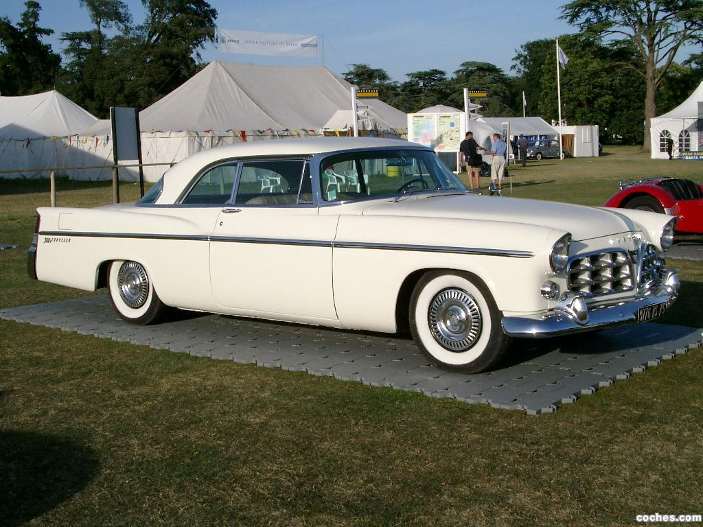 Foto 0 de Chrysler 300B 1956