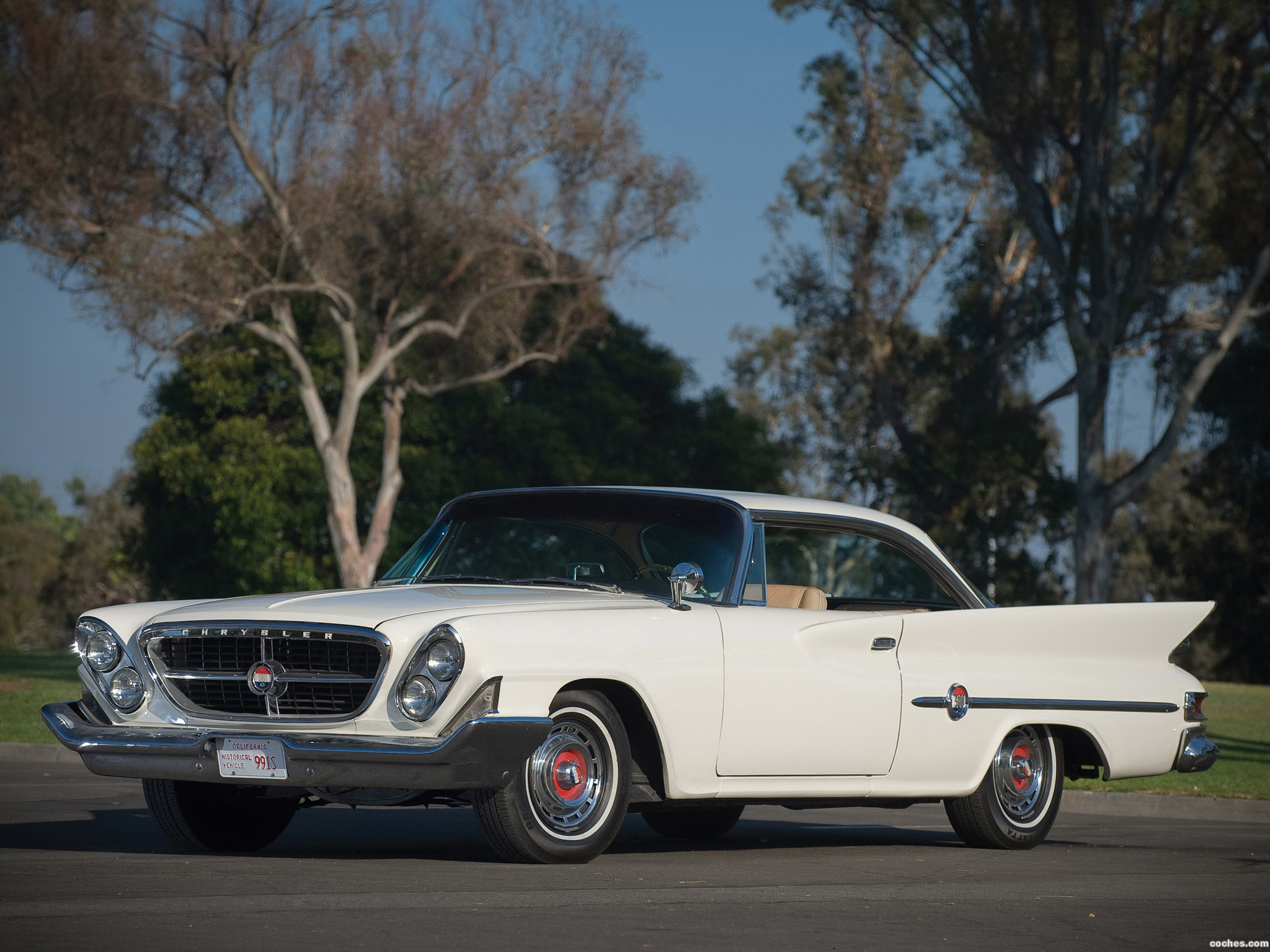 Foto 0 de Chrysler 300G Hardtop Coupe 1961