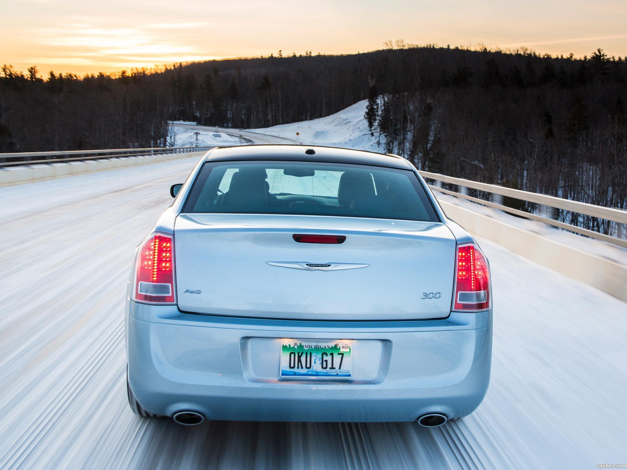 Foto 8 de Chrysler 300 Glacier 2013