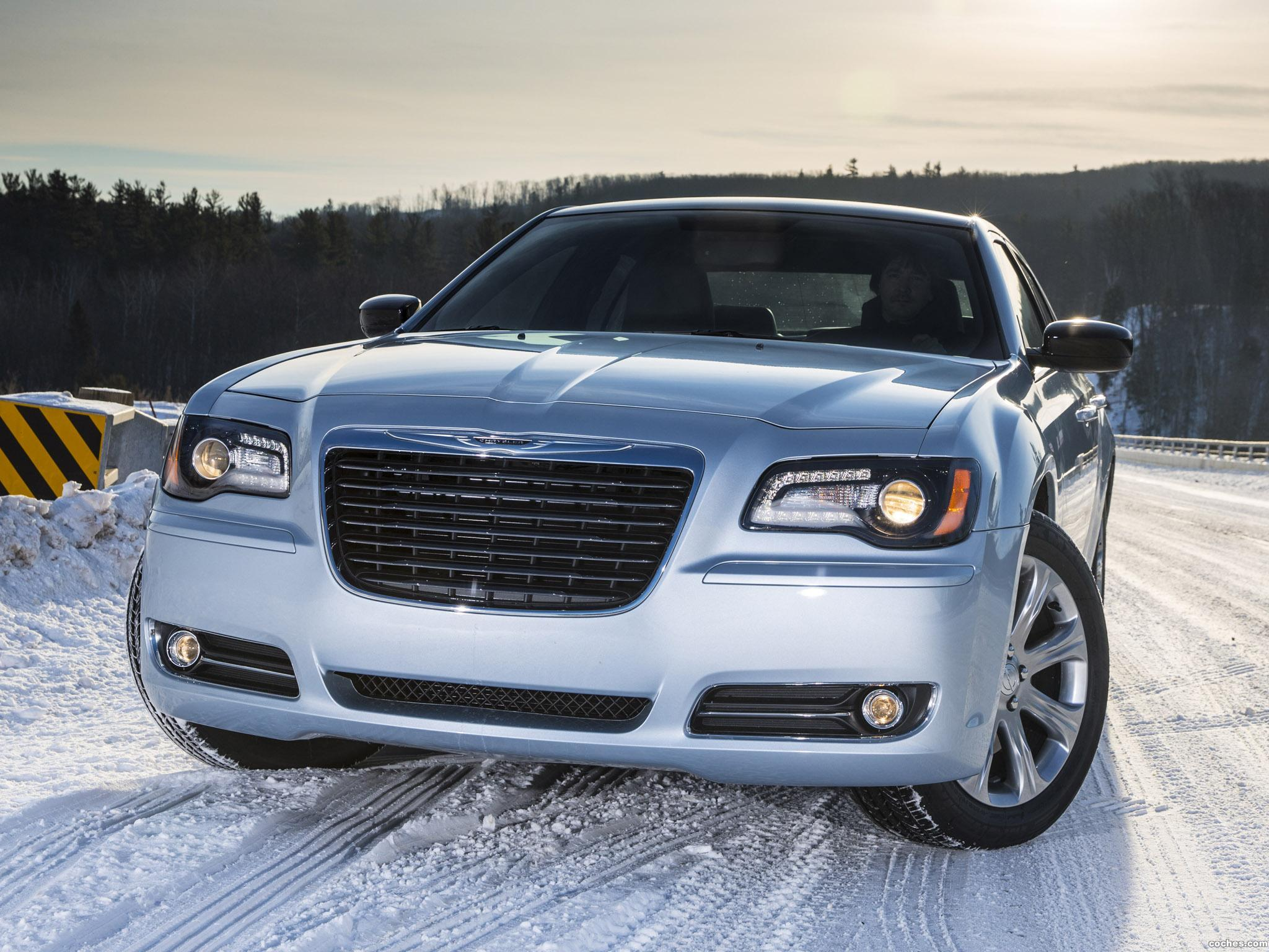 Foto 6 de Chrysler 300 Glacier 2013