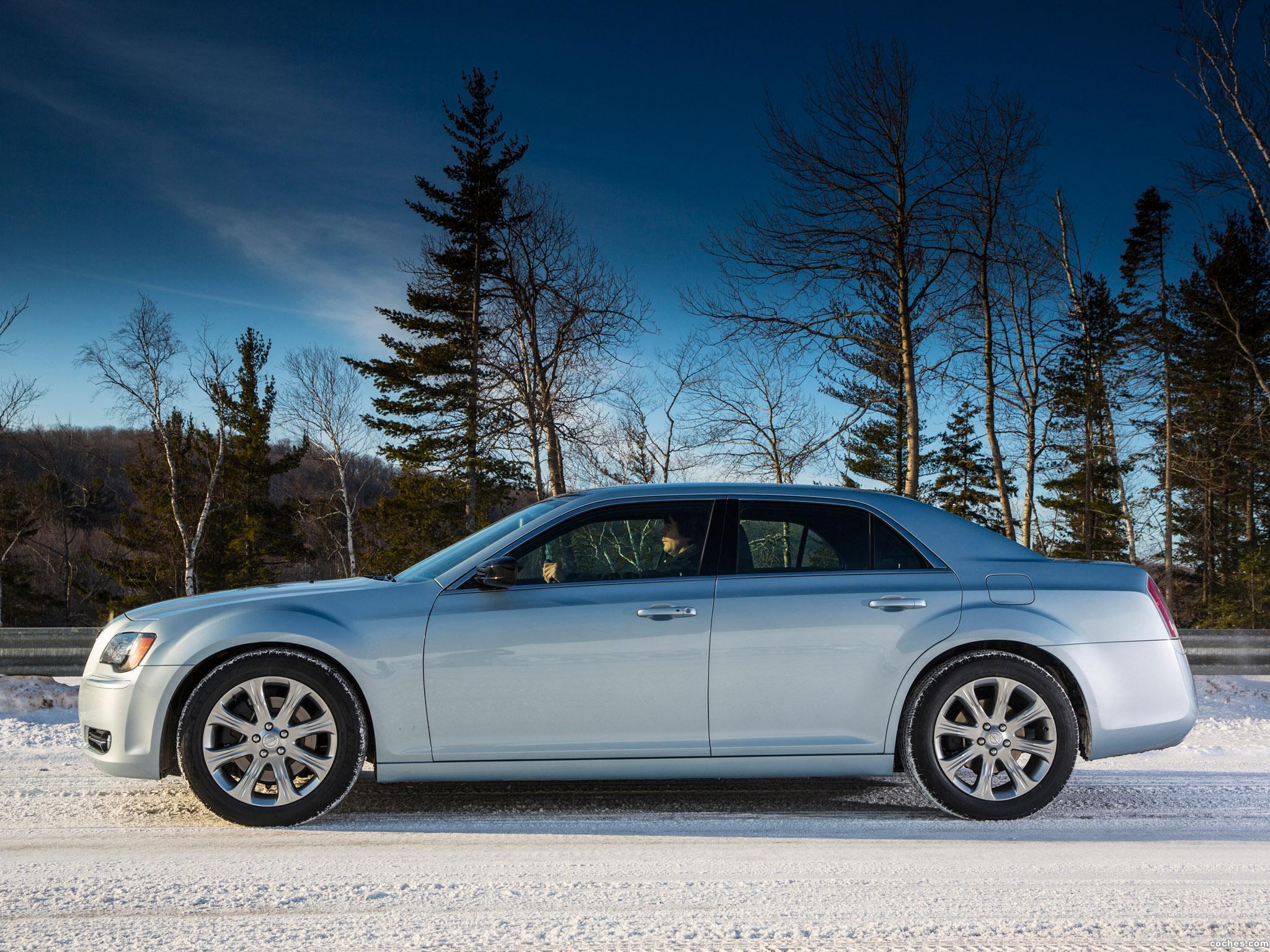 Foto 4 de Chrysler 300 Glacier 2013