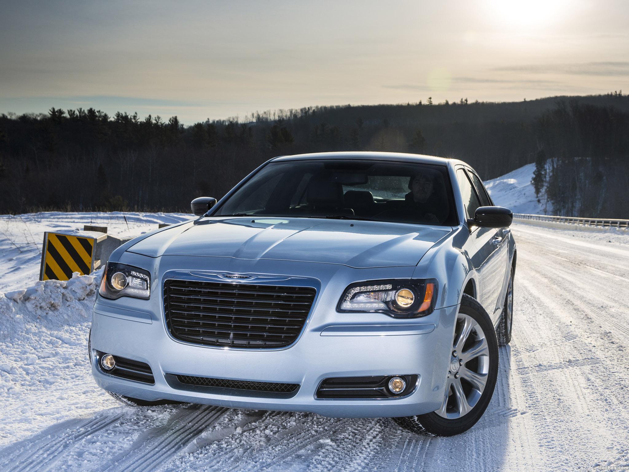 Foto 0 de Chrysler 300 Glacier 2013