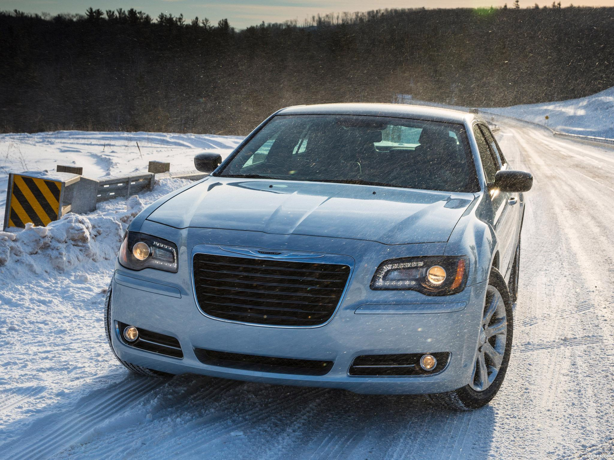 Foto 13 de Chrysler 300 Glacier 2013