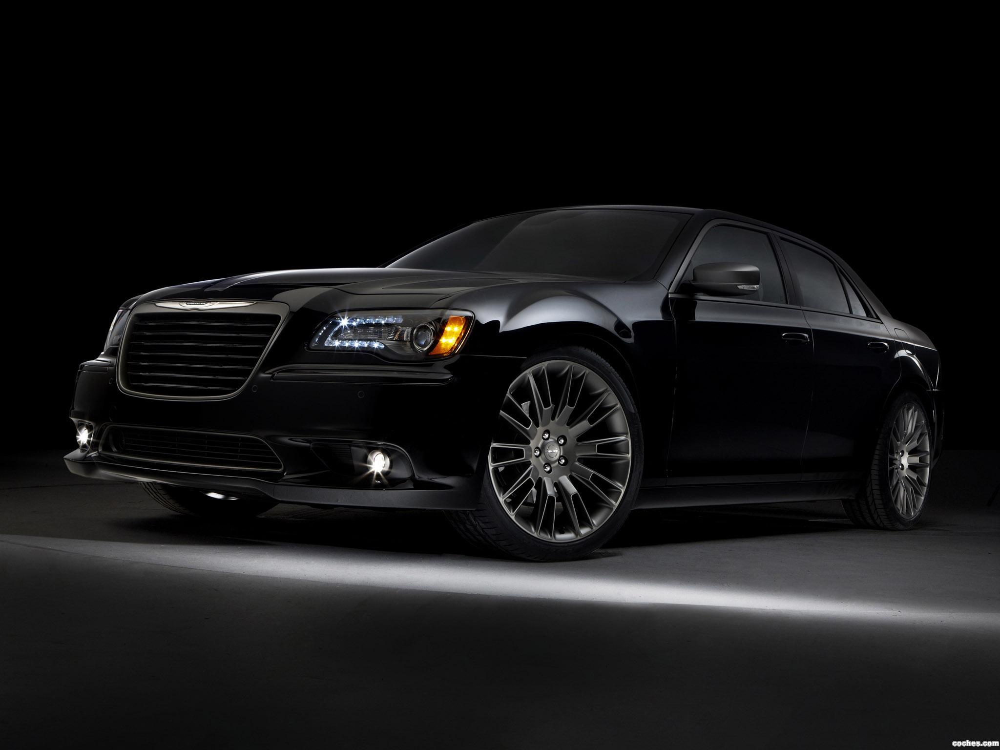 Foto 0 de Chrysler 300 John Varvatos Limited Edition 2013