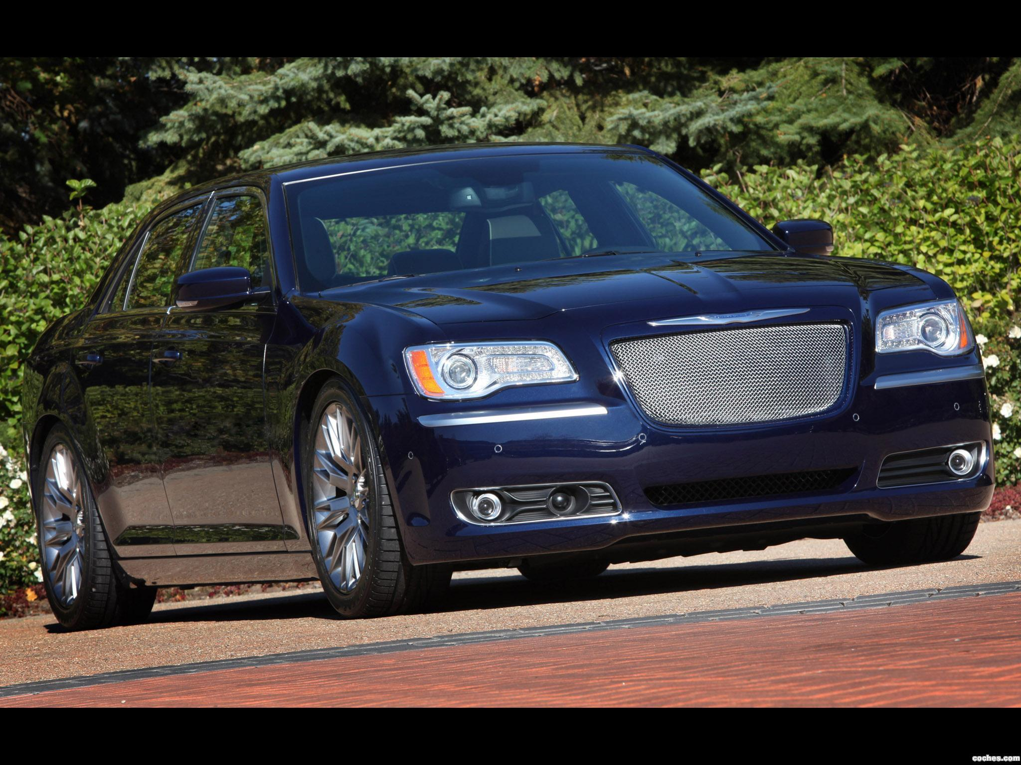 Foto 0 de Chrysler 300 Luxury Mopar 2012