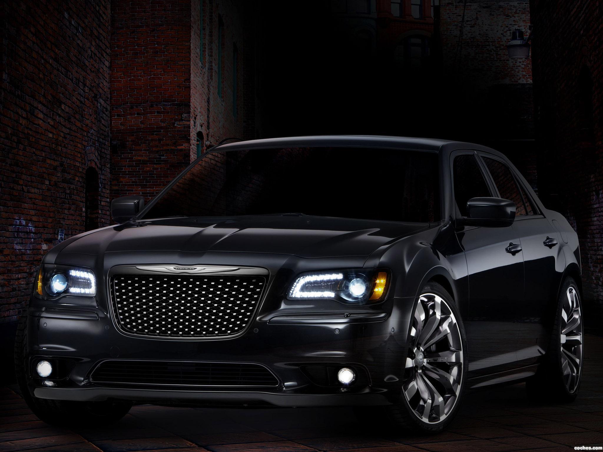 Foto 0 de Chrysler 300 Ruyi Design Concept 2012