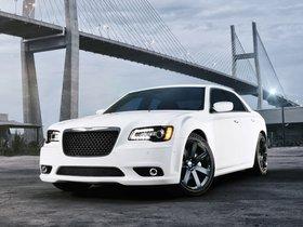 Ver foto 7 de Chrysler 300 SRT8 2011