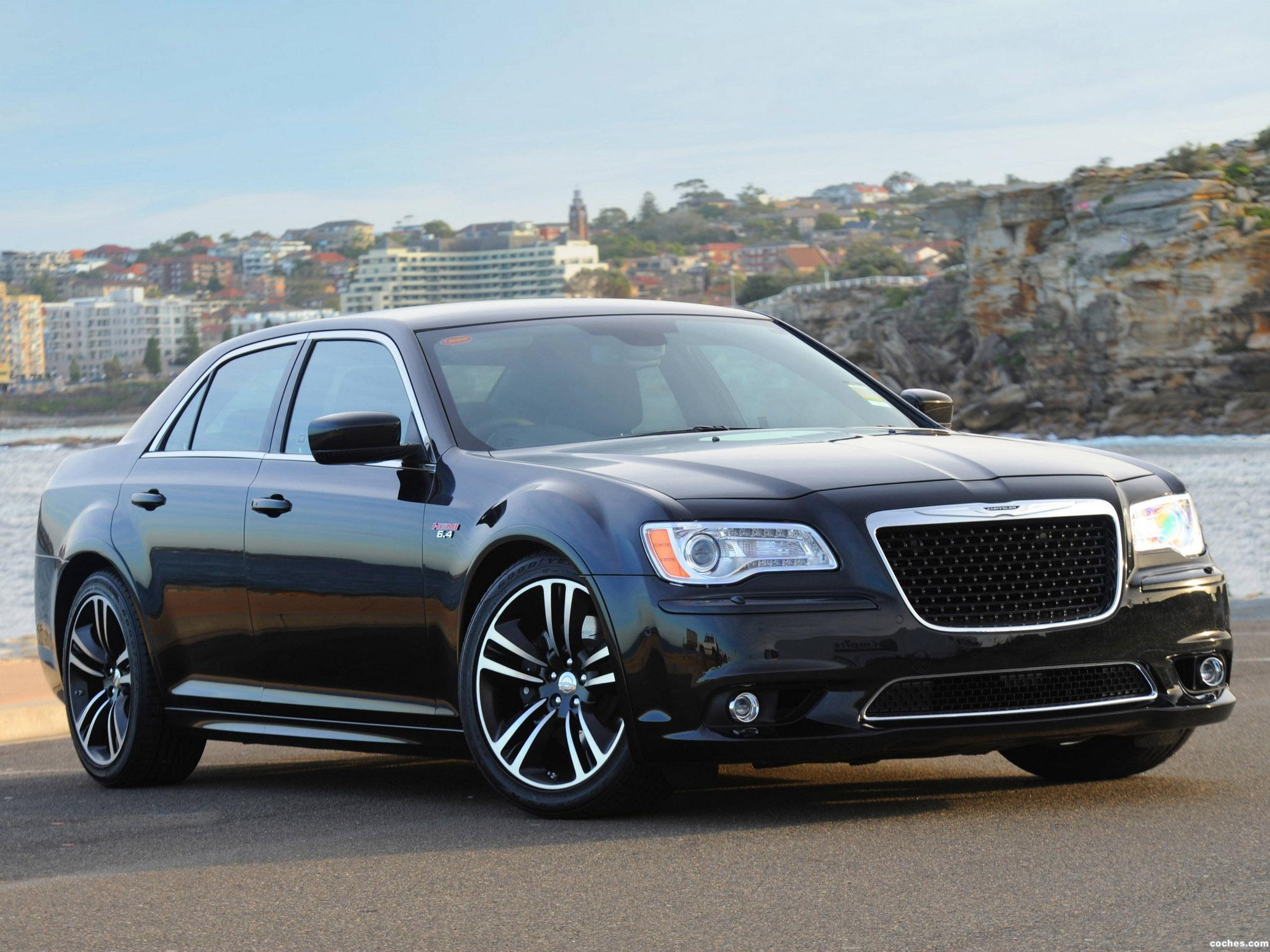 Foto 0 de Chrysler 300 SRT8 Core 2013