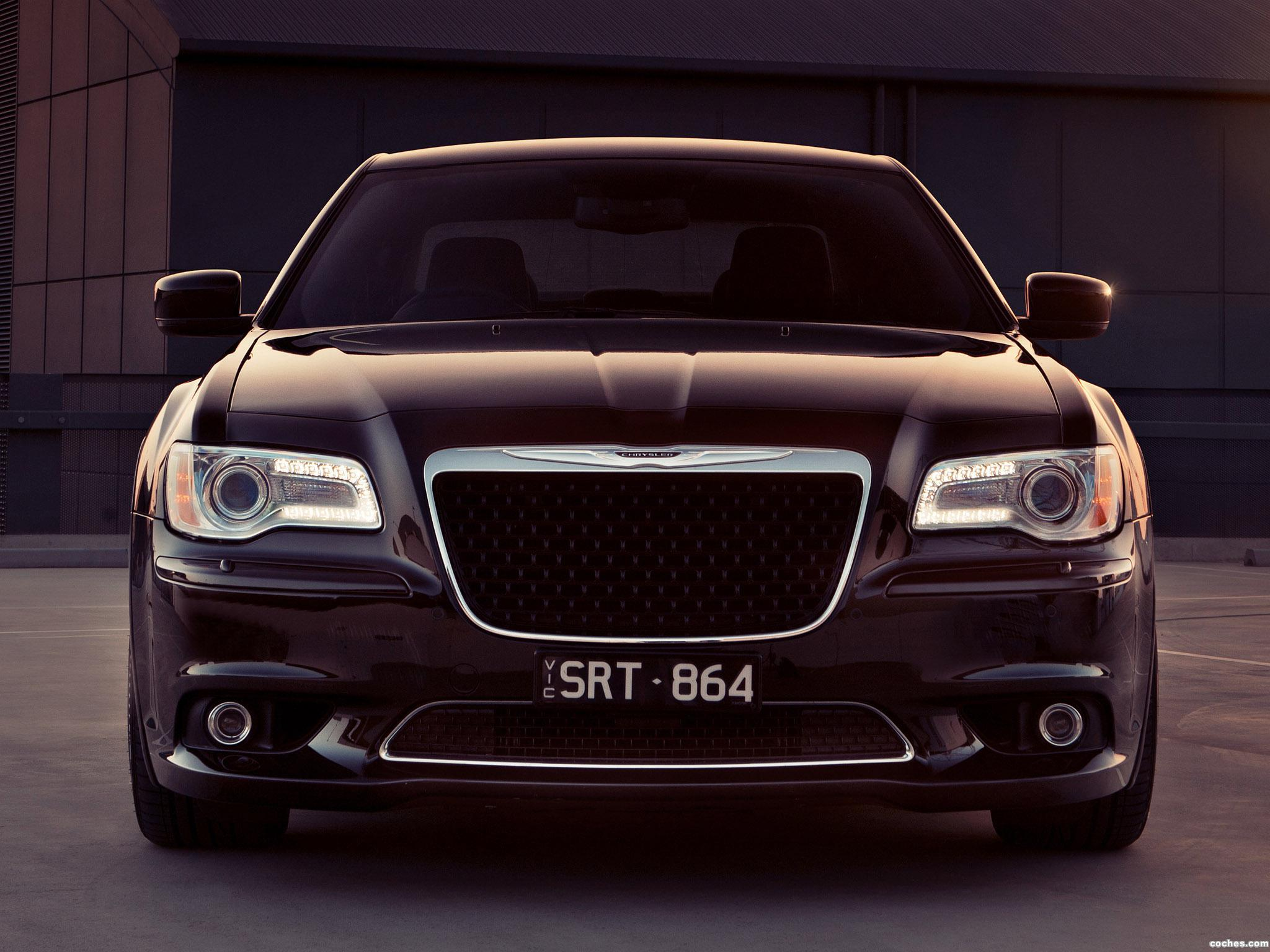 Foto 0 de Chrysler 300 SRT8 Core Australia 2013