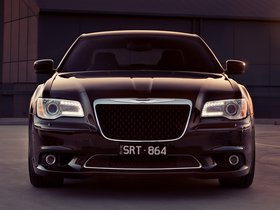 Fotos de Chrysler 300 SRT8 Core Australia 2013