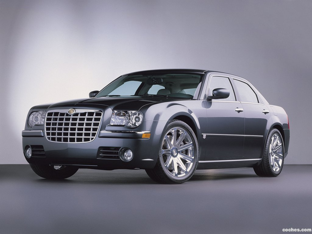 Foto 0 de Chrysler 300C 2005