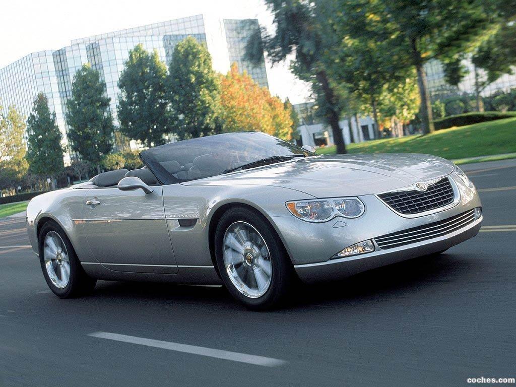 Foto 0 de Chrysler 300C HEMI Convertible Concept 2000