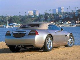 Ver foto 2 de Chrysler 300C HEMI Convertible Concept 2000