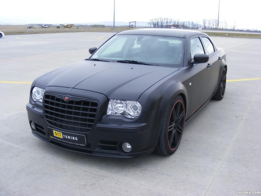 Foto 0 de Chrysler 300C Hemi SRT-8 Compressor OCT Tuning 2010