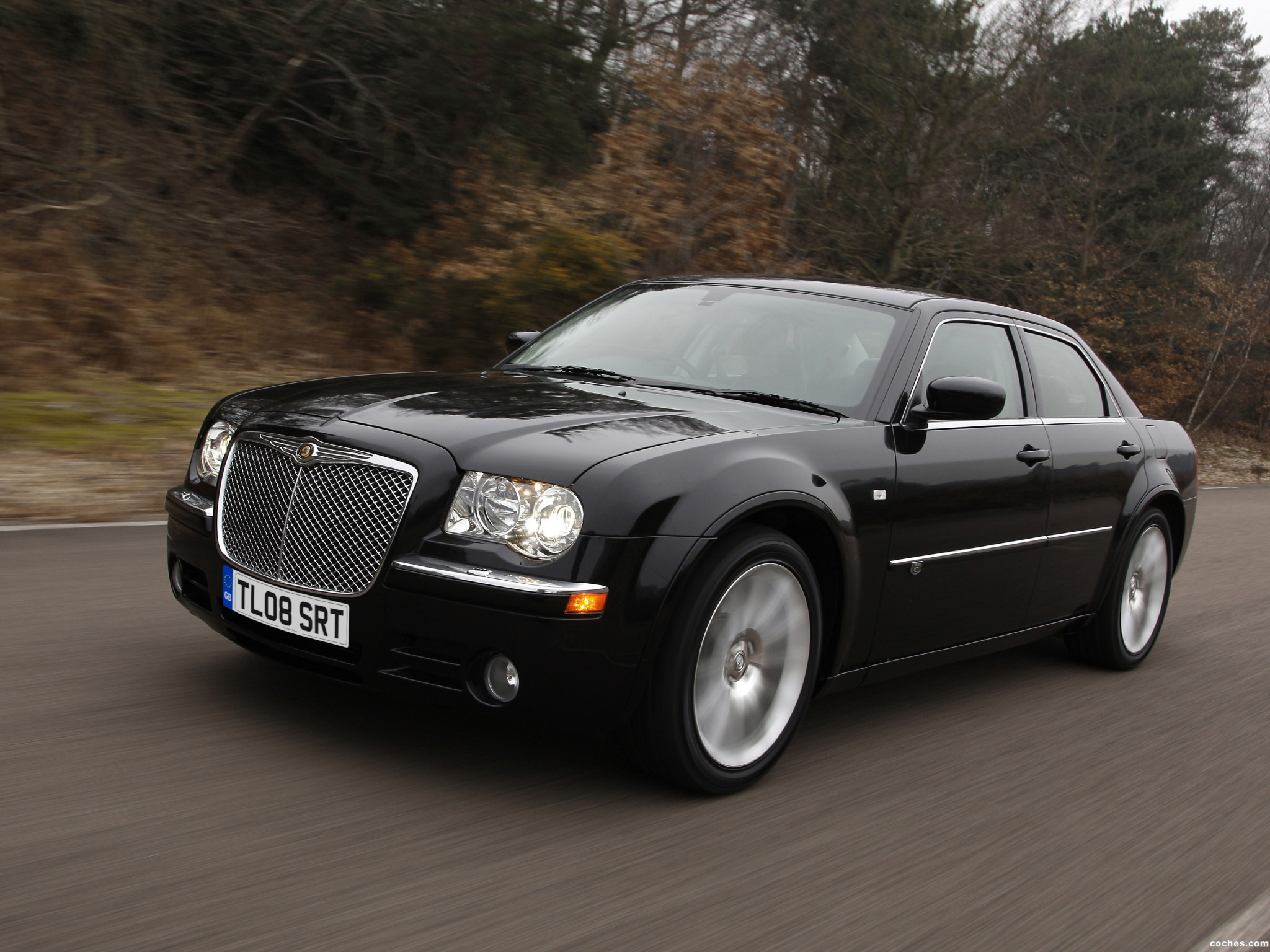 2008 Chrysler srt design