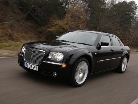 Ver foto 1 de Chrysler 300C SRT Design 2008