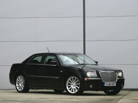 Ver foto 4 de Chrysler 300C SRT Design 2008