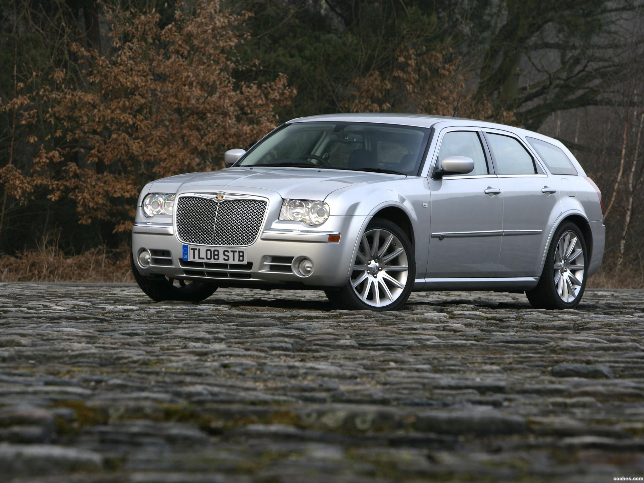 Foto 0 de Chrysler 300 Touring SRT Design 2008