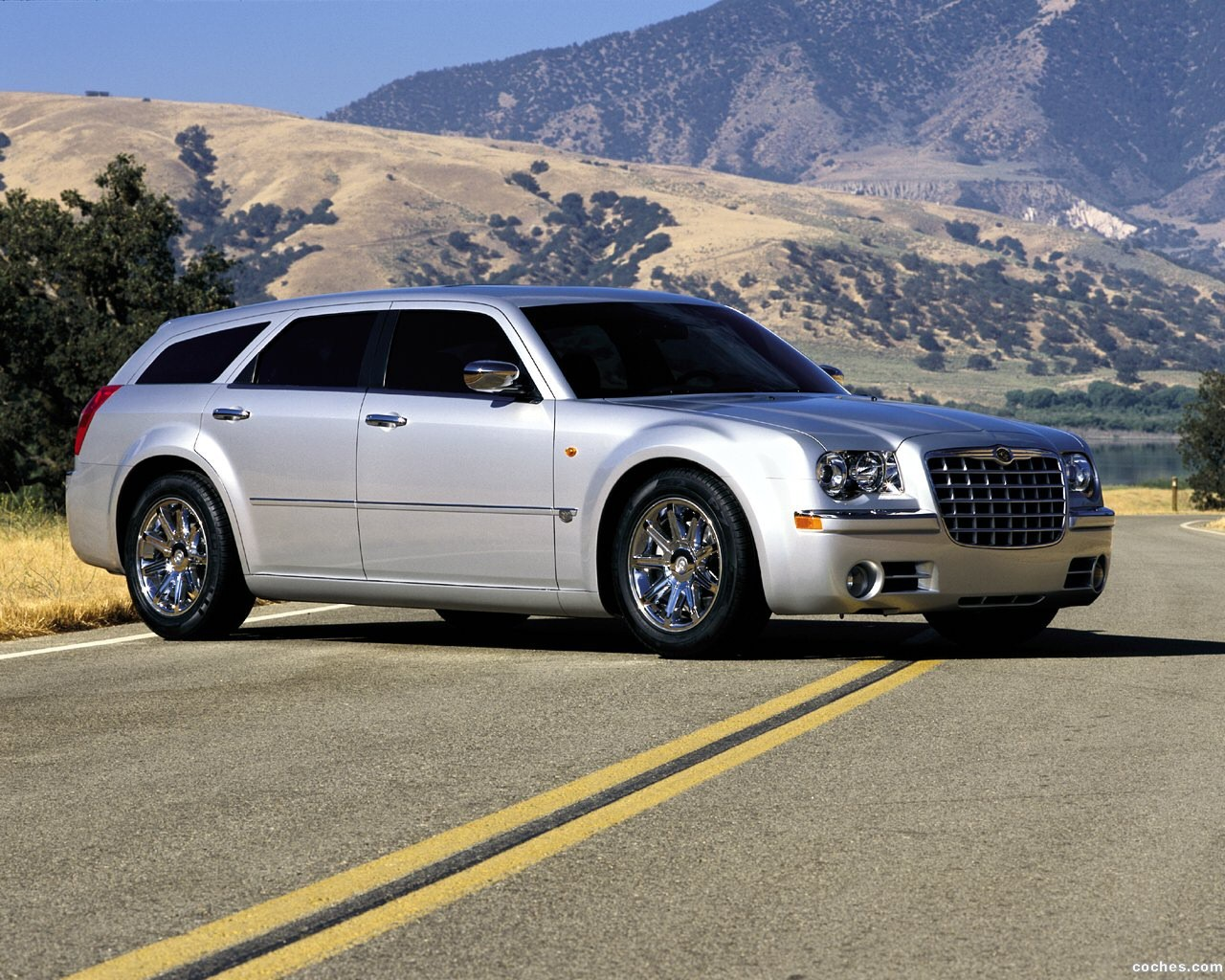 Foto 0 de Chrysler 300 Touring 2005