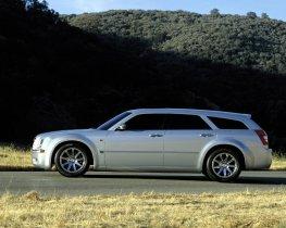 Ver foto 3 de Chrysler 300 Touring 2005