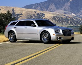 Fotos de Chrysler 300 Touring 2005