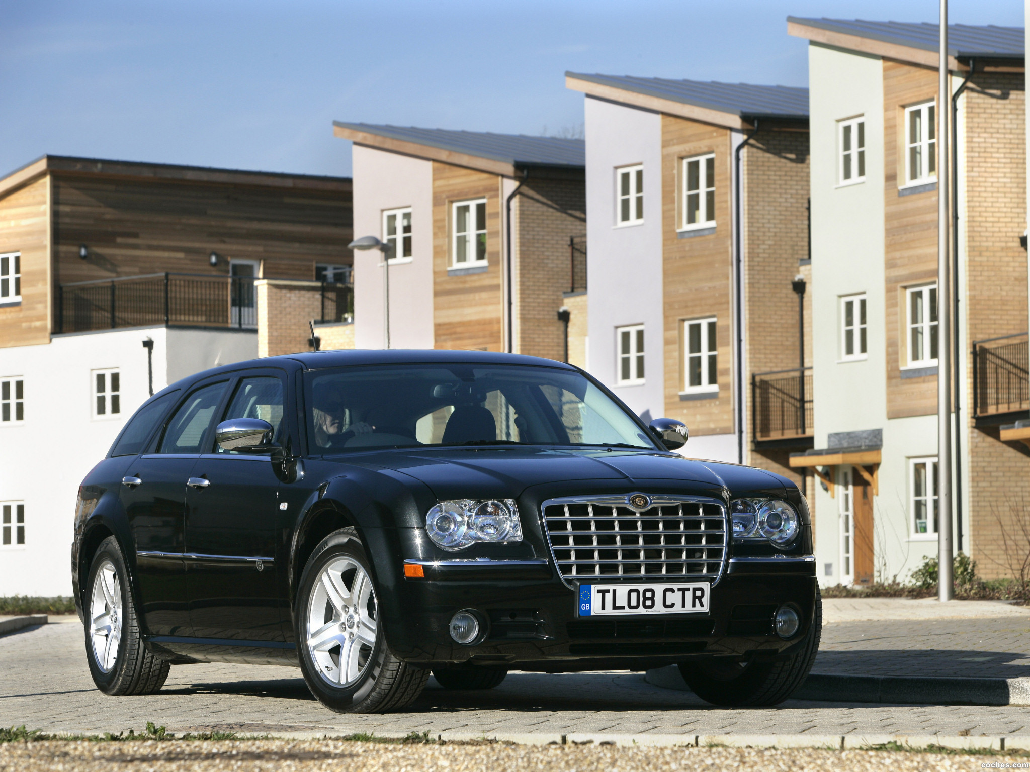 Foto 0 de Chrysler 300 Touring 2008