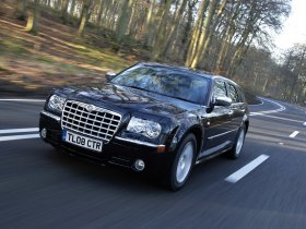 Ver foto 6 de Chrysler 300 Touring 2008