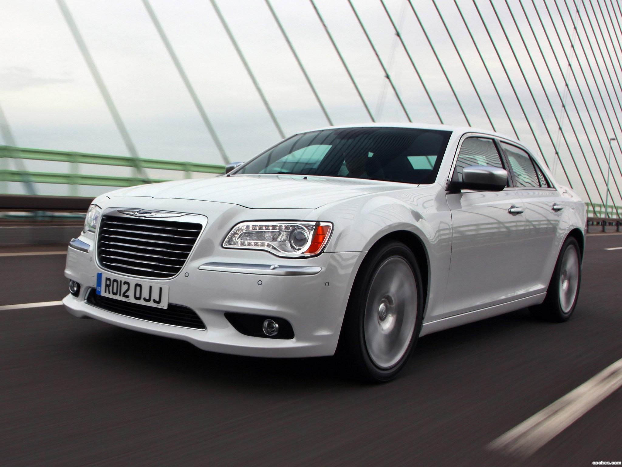Foto 0 de Chrysler 300C UK 2012