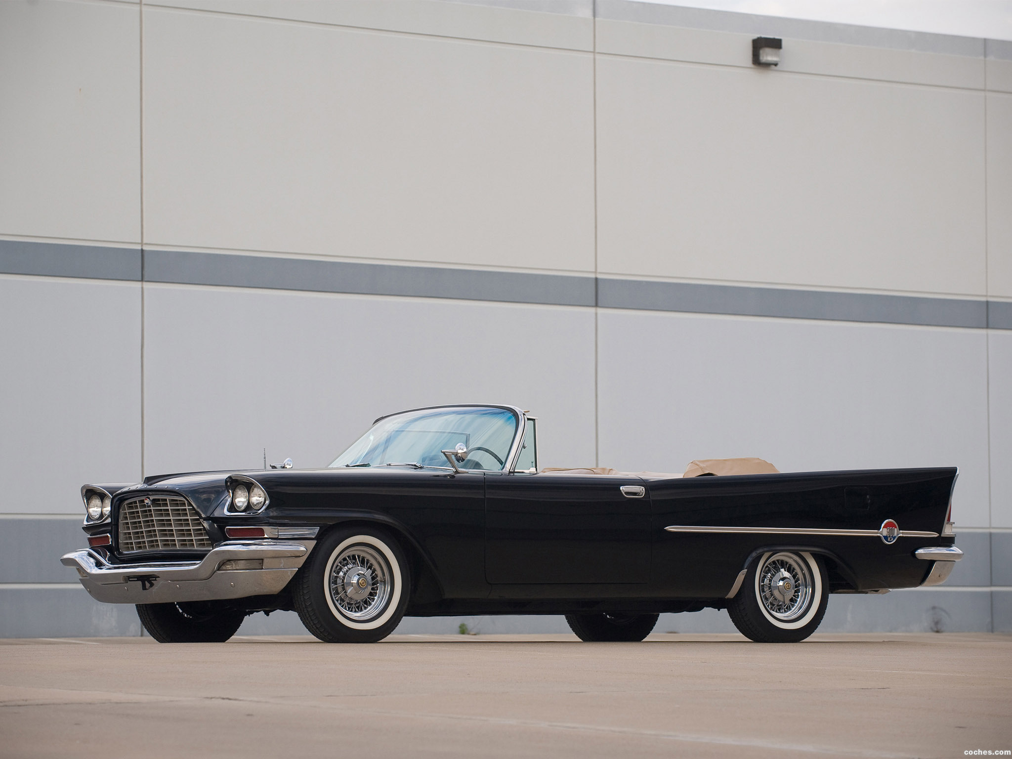 Foto 0 de Chrysler 300D Convertible 1958