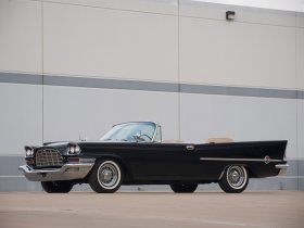 Fotos de Chrysler 300D Convertible 1958
