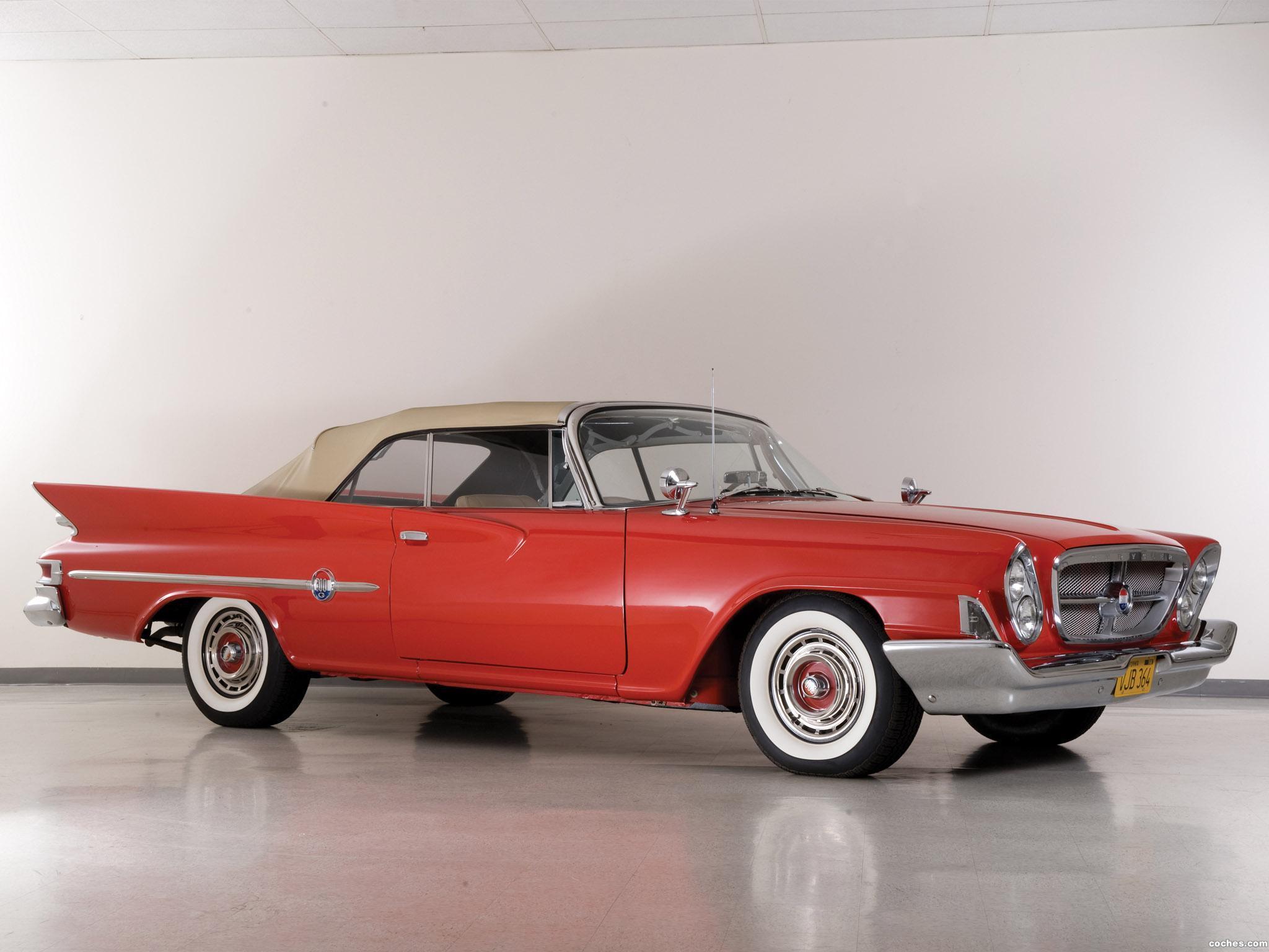 Foto 0 de Chrysler 300G Convertible 1961