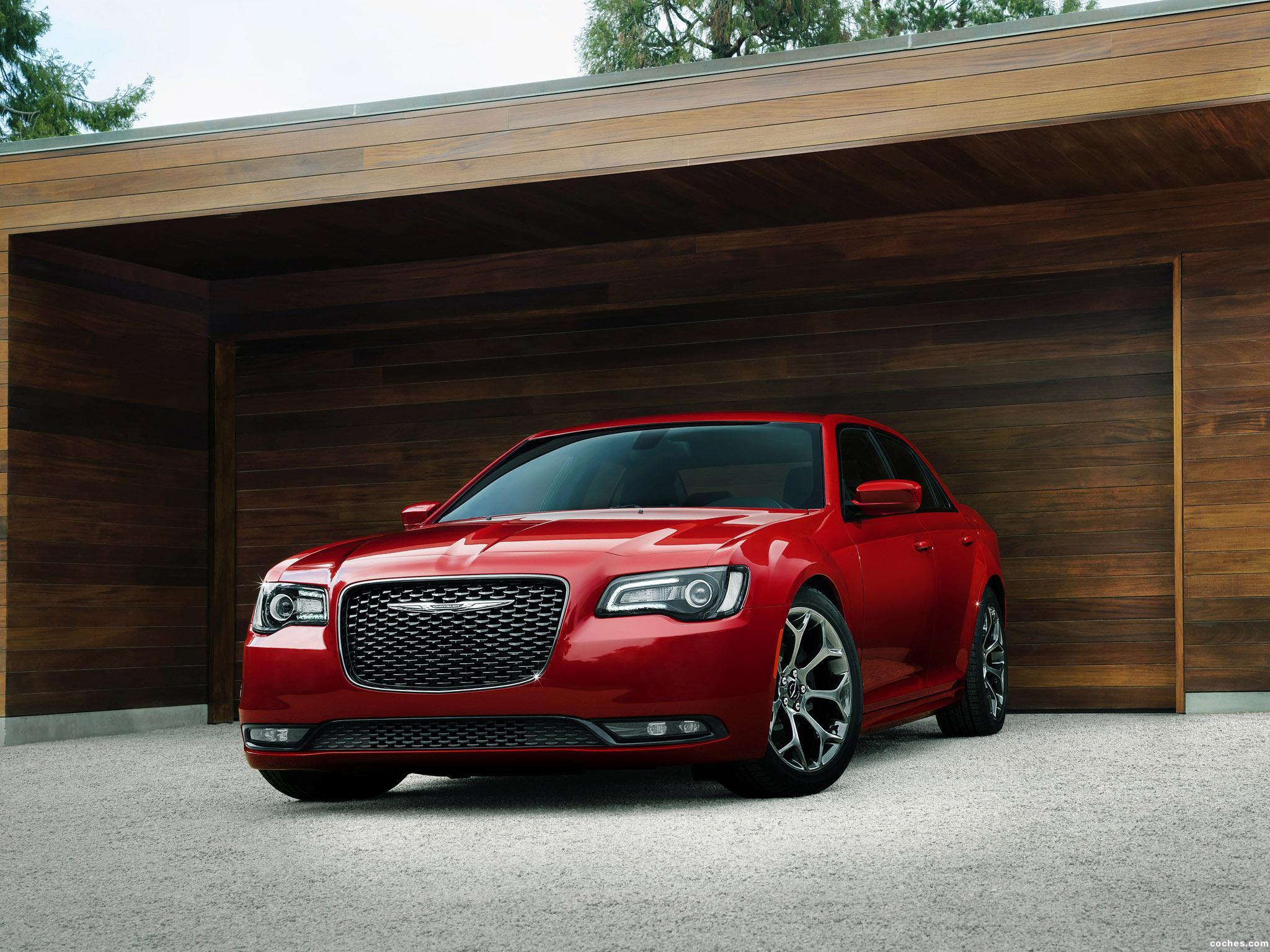 Foto 7 de Chrysler 300S 2015