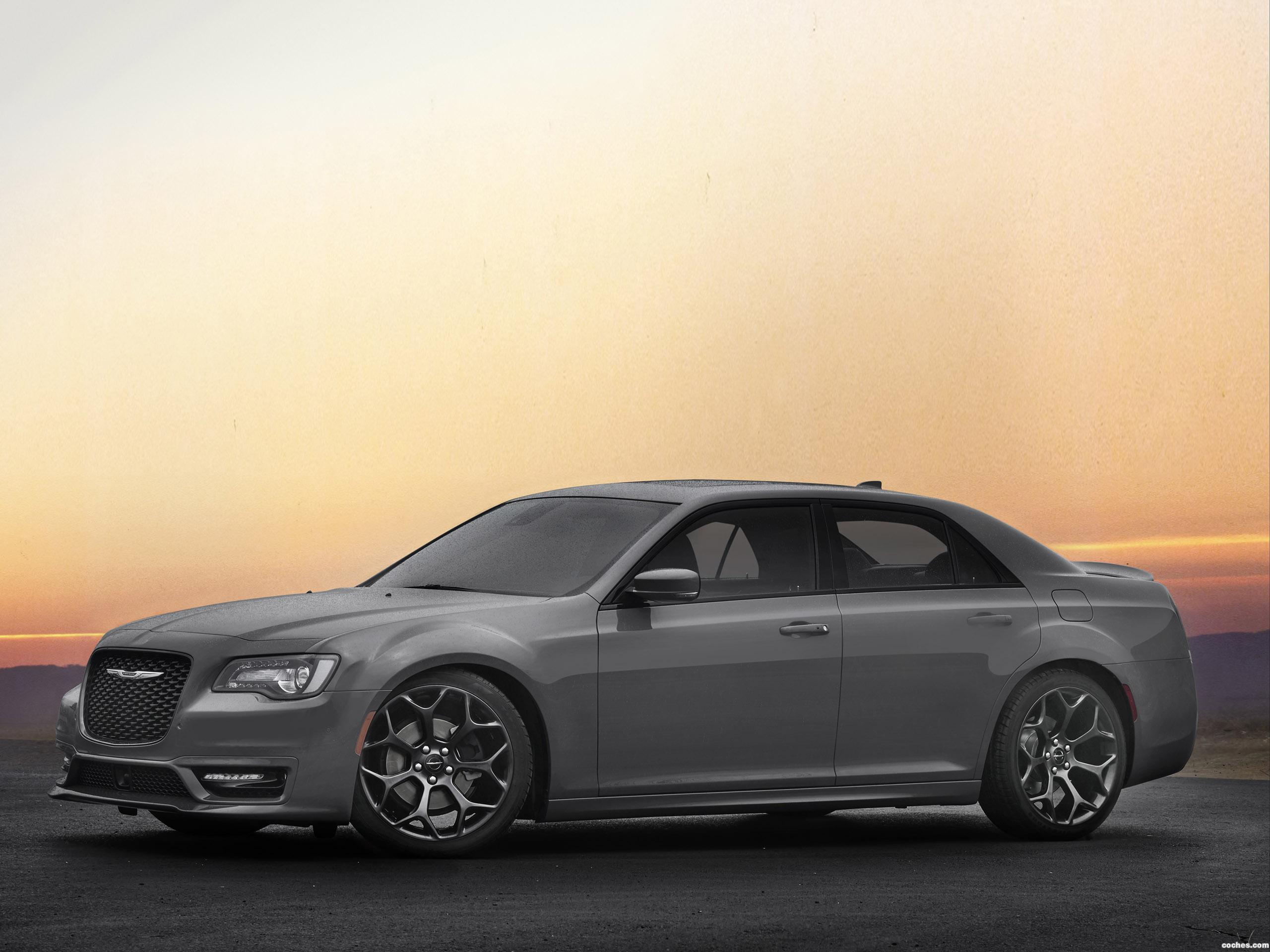 Foto 0 de Chrysler 300S Sport Appearance Package  2016