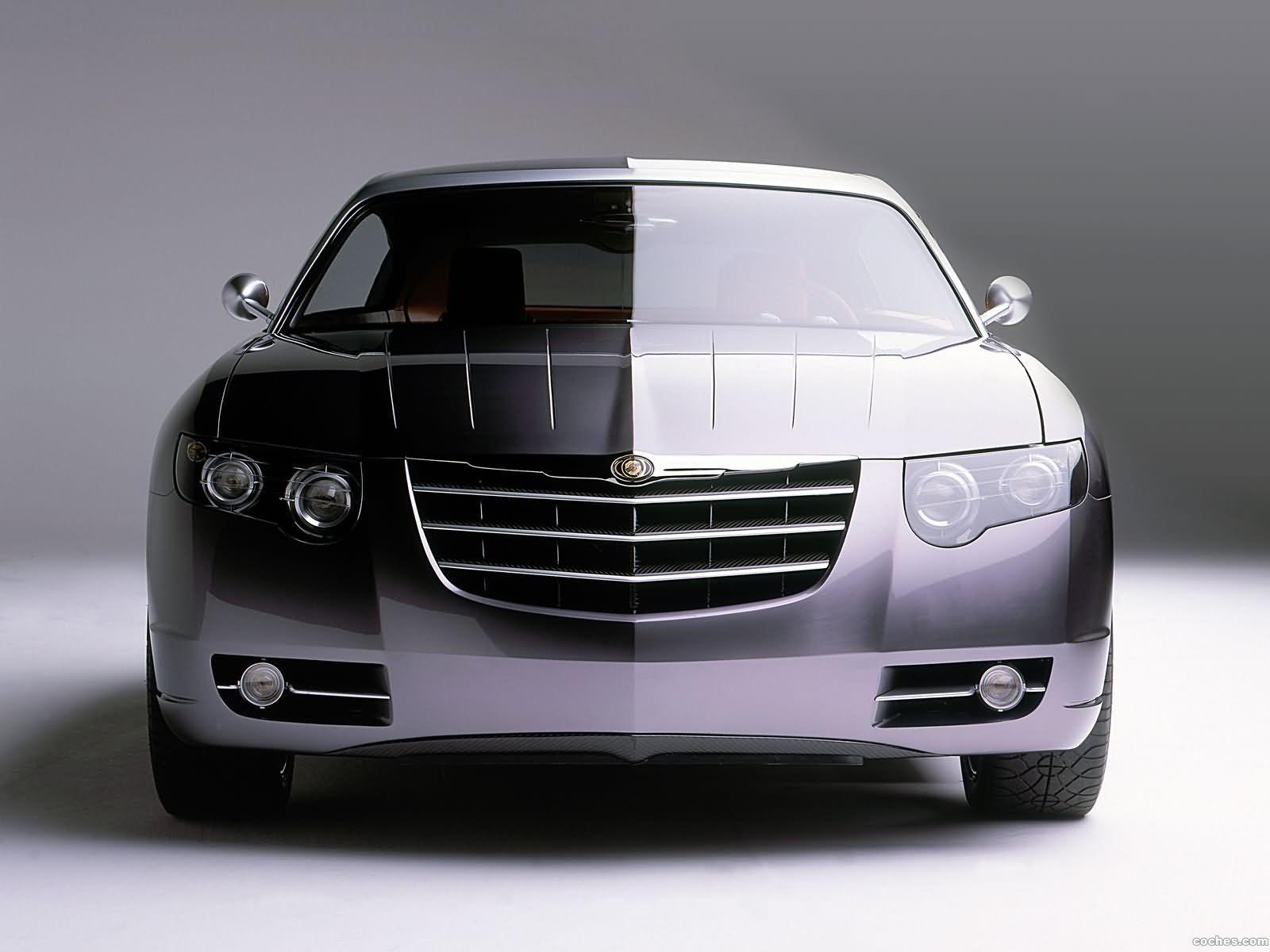 Foto 0 de Chrysler Airflite Concept 2003